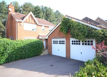 Ramsdell Road, Elvetham Heath, Hampshire GU51. 4 bed detached house