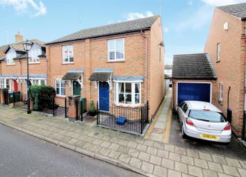Thumbnail 2 bedroom end terrace house for sale in Turnham Way, Aylesbury