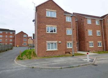 Thumbnail 2 bedroom flat for sale in Curbar Close, Mansfield