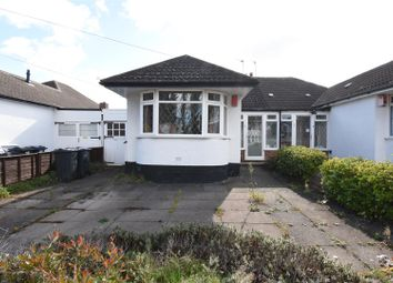 Thumbnail 3 bed semi-detached bungalow for sale in Ashville Avenue, Castle Bromwich, Birmingham