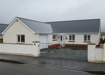 Thumbnail 3 bed detached bungalow for sale in 9 Parc Yr Eos, Hermon, Glogue, Pembrokeshire