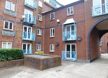 Thumbnail 2 bedroom flat to rent in Monmouth House, Maritime Quarter, Swansea