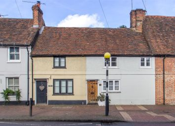 Thumbnail 2 bed terraced house for sale in The Green, High Street, Brasted, Westerham