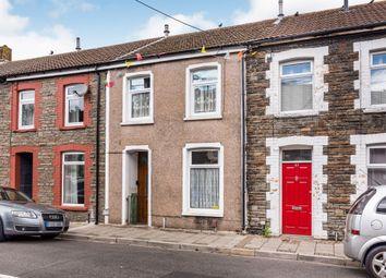 Thumbnail 2 bed terraced house for sale in Danygraig Street, Graig, Pontypridd