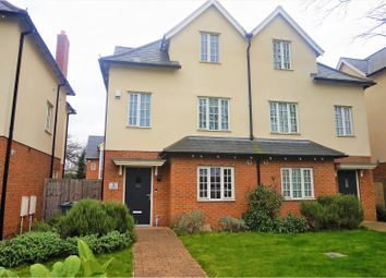 Thumbnail 3 bed semi-detached house for sale in County Gardens, Isleworth