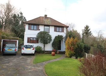 Thumbnail 4 bed detached house for sale in Brookside, Orpington
