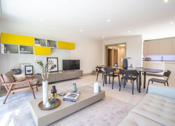 Thumbnail 3 bed flat for sale in Lilliput Road, Canford Cliffs, Poole, Dorset