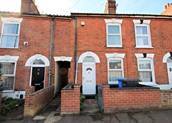 Thumbnail 2 bed terraced house to rent in Ella Road, Norwich