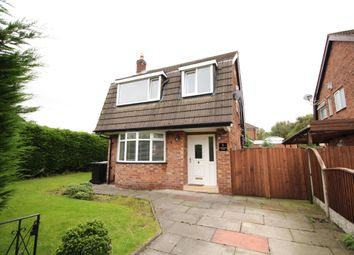 Thumbnail 3 bed detached house for sale in Berisford Close, Timperley, Altrincham