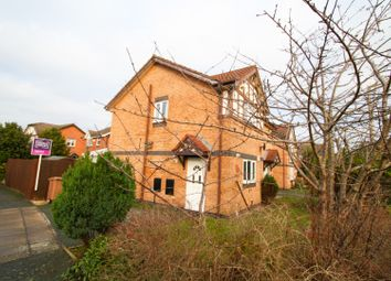 2 bed semi-detached house for sale in Castleford Rise, Moreton, Wirral CH46