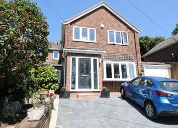 Thumbnail 5 bed detached house for sale in Pilgrims Way, Cuxton