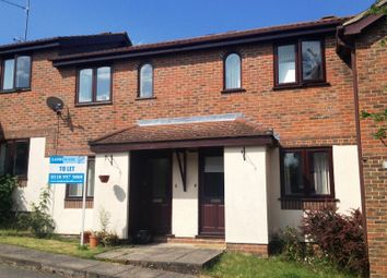 Thumbnail 2 bed terraced house to rent in Stephen Close, Twyford, Reading
