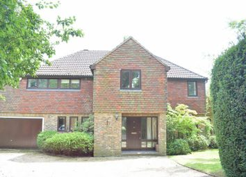Thumbnail 5 bed detached house to rent in Martineau Close, Esher