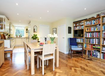 Thumbnail 3 bed property to rent in Magnolia Wharf, Strand On The Green, Chiswick