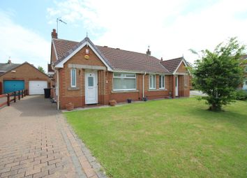 2 bed bungalow for sale in Brackendale Close, Hull, East Yorkshire HU7