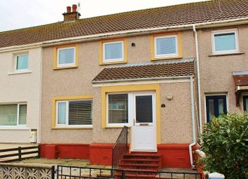 Thumbnail 3 bed terraced house for sale in 7 Ross Avenue, Stranraer