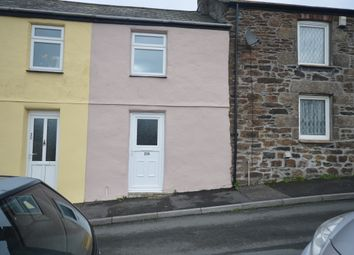 Thumbnail 1 bed terraced house to rent in Fords Row, Redruth