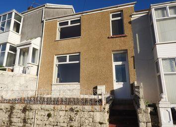 Thumbnail 3 bed terraced house for sale in Milton Terrace, Mount Pleasant, Swansea
