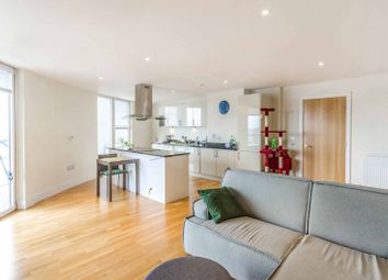 Thumbnail 2 bed flat for sale in Trinity Tower, Canary Wharf, London