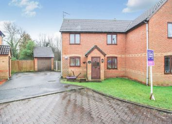 2 bed semi-detached house for sale in Blackthorne Close, Kilburn, Belper DE56