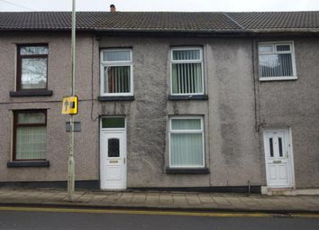 Thumbnail 3 bed terraced house for sale in Brithweunydd Road, Tonypandy