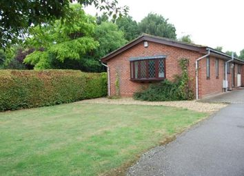 Thumbnail 2 bed bungalow to rent in Peashill Lane, Bedford