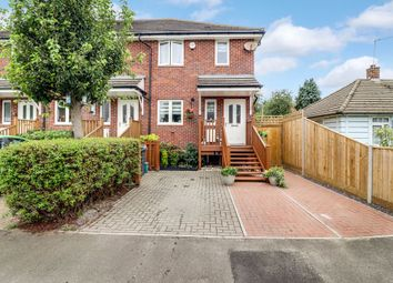Thumbnail 3 bed end terrace house to rent in Bowes Road, Staines