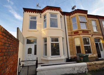 Thumbnail 3 bed end terrace house to rent in Myrtle Grove, Wallasey