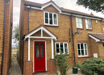 Thumbnail 2 bed semi-detached house to rent in Pond Close, Headington, Oxford