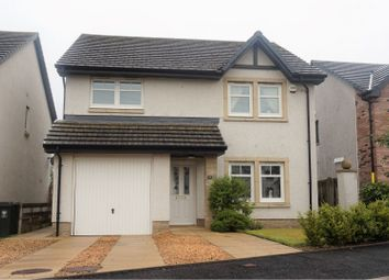 Thumbnail 4 bed detached house for sale in Blackthorn Place, Blairgowrie