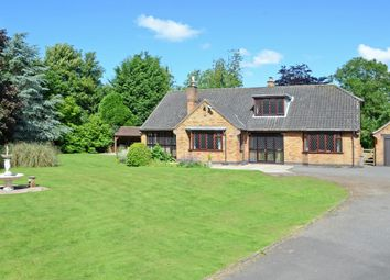 Thumbnail 5 bed detached house to rent in Naburn, York
