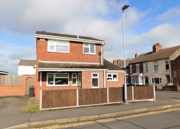 Thumbnail 3 bed detached house for sale in Highfield Street, Hugglescote, Coalville