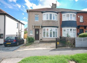 Thumbnail 3 bed semi-detached house for sale in Rifts Avenue, Saltburn-By-The-Sea