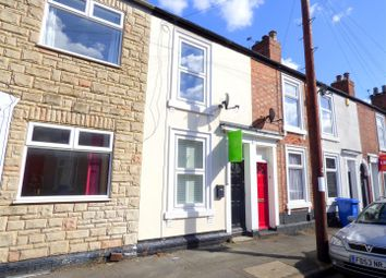 Thumbnail 2 bedroom semi-detached house to rent in Peel Street, Derby