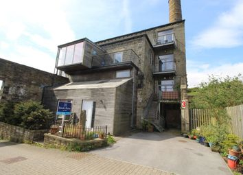 Thumbnail 3 bed terraced house for sale in Pecket Well, Hebden Bridge