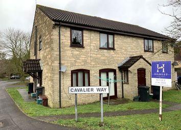 Thumbnail 2 bedroom flat to rent in Cavalier Way, Wincanton