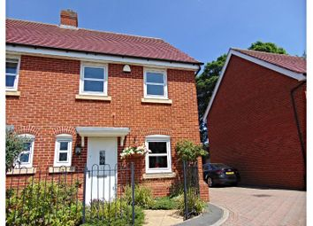Thumbnail 3 bed semi-detached house for sale in School Close, High Wycombe