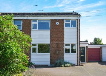 Thumbnail 3 bed semi-detached house for sale in Chicheley Street, Newport Pagnell