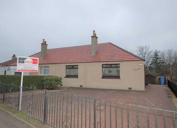Thumbnail 2 bed semi-detached bungalow for sale in Park Road, Rosyth, Dunfermline