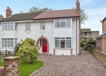 Thumbnail 3 bed semi-detached house for sale in Sefton Road, Formby, Liverpool