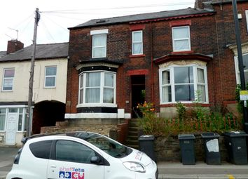 Thumbnail 1 bed flat to rent in Chesterfield Rd, Meersbrook, Sheffield