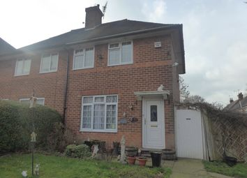 Thumbnail 2 bedroom semi-detached house for sale in Gaydon Grove, Birmingham
