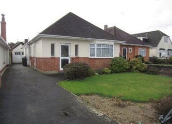 Thumbnail 3 bedroom detached bungalow for sale in Newmorton Road, Bournemouth
