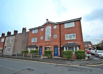 Thumbnail 2 bed flat for sale in Grimshaw Street, Golborne, Warrington