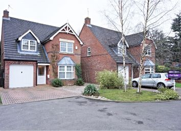 Thumbnail 4 bed detached house for sale in Balmoral Gardens, Burton-On-Trent