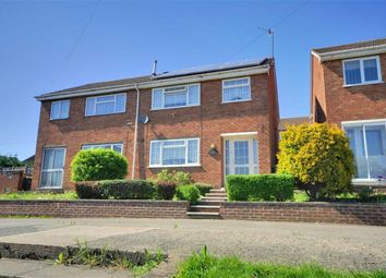 Thumbnail 3 bed semi-detached house for sale in Keble Close, Worcester