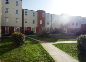 Thumbnail 2 bed flat to rent in Broomwade Close, Ipswich