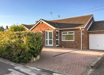 Thumbnail 2 bed semi-detached bungalow for sale in Nutbrook Avenue, Tile Hill, Coventry