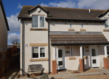 Thumbnail 2 bedroom end terrace house for sale in Kings Field, Seahouses