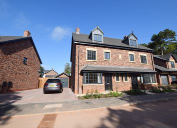 Thumbnail 4 bed semi-detached house to rent in Westerdale Drive, Keele, Newcastle